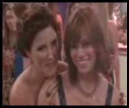 Brooke & Haley fra One Tree Hill